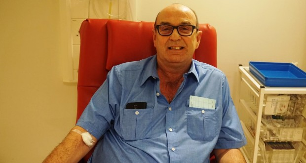Breaking News: Man given 18 months to live now cancer free after taking world first drug