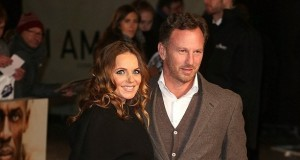 Geri Horner posts sweet first picture of her beautiful baby boy on Instagram