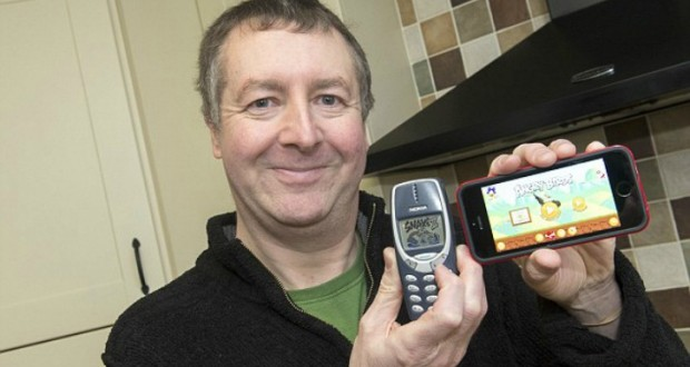 This Nokia 3310 Has Survived War And Washing Machine, And Still Working Well After 17 Years