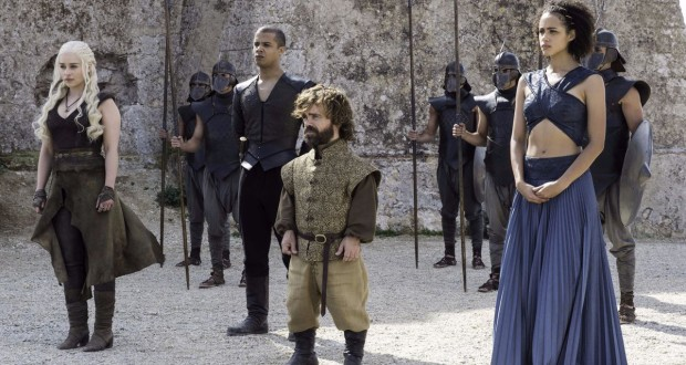 The 'Game of Thrones' cast is freaking out about the show ending, too
