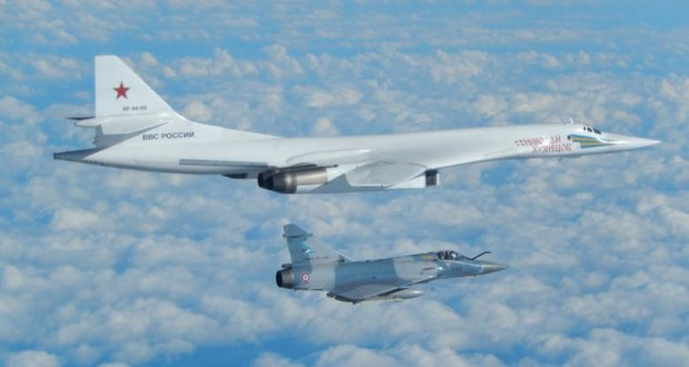 France watches skies for Russian wargames, domestic drone threat