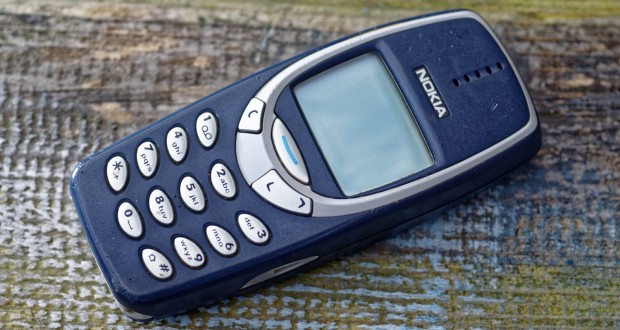 Nokia 3310 is rumored to return this month