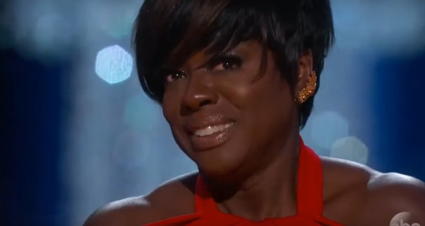 Oscars 2017: Viola Davis Wins Best Supporting Actress For 'Fences' And Totally Steals The Show Oscar Speech