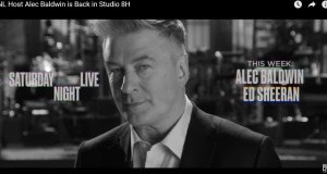 Alec Baldwin Claims His Upcoming 'SNL' Gig Will Be A 'Big Deal'