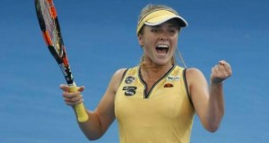 Ukrainian Elina Svitolina To Make Top 10 Debut After Dubai Championships Victory