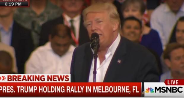 Donald Trump made up Swedish terror attack based on Fox News story