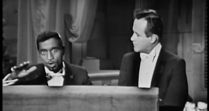 Sammy Davis Jr. Was Given the Wrong Envelope at the 1964 Oscars - Video