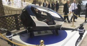 Dubai to launch pilot-less flying taxis