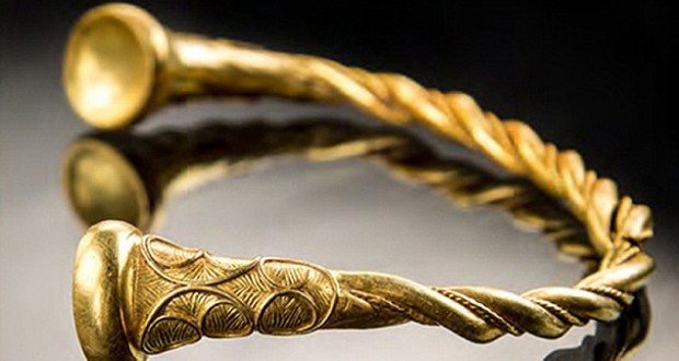 Britain's 'oldest Iron Age gold ever discovered'