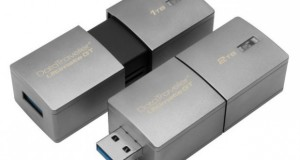 Kingston's DataTraveler Ultimate Generation flash drive puts 2 terabytes in your pocket