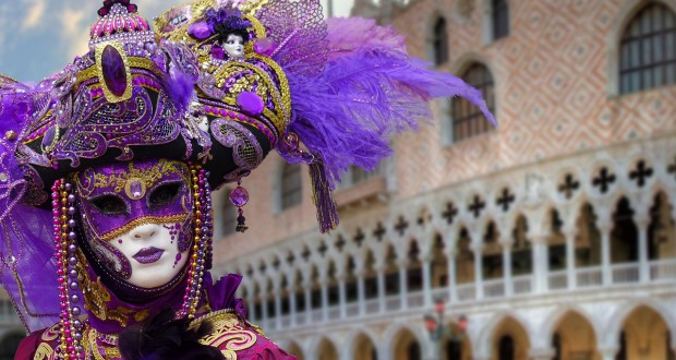 Venice Carnival kicks off in style with spectacular water parade