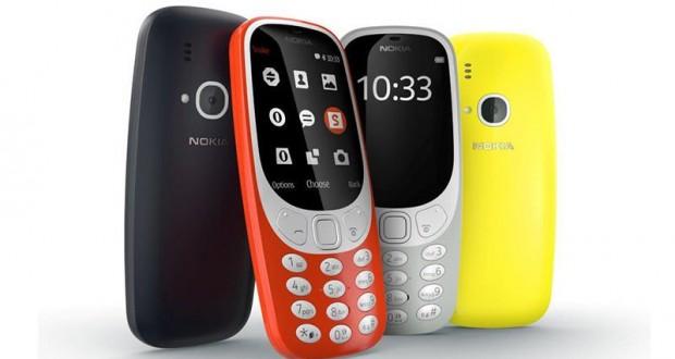 Nokia announces global Nokia 3, Nokia 5, Nokia 6 and Nokia 3310 at MWC 2017