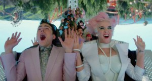 Katy Perry releases 'Chained to the Rhythm' video