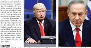 Paper Accidentally Runs Photo of Alec Baldwin Instead of Donald Trump