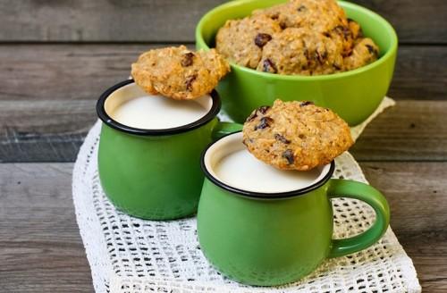 quinoa-cranberry-cookie