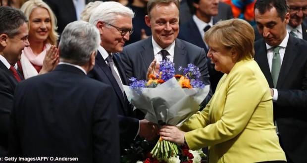 Germany Elects Frank-Walter Steinmeier As President