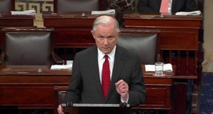 Trump cabinet: US Senate confirms Jeff Sessions as attorney general