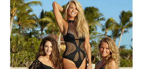 Christie Brinkley poses for Sports Illustrated Swimsuit issue with her daughters — at 63!
