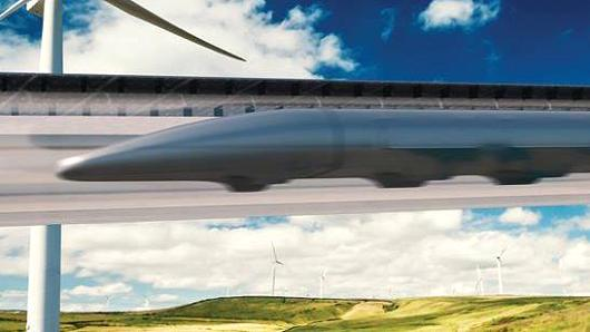 Hyperloop firm eyes Indonesia for ultra-fast transport system