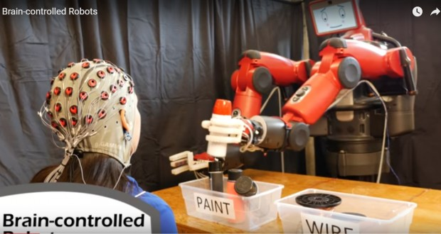 Meet Baxter – robot that reads your mind to know when it screws up