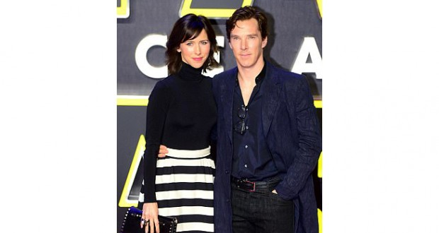 Benedict Cumberbatch names his second son after Shakespearean hero Hal – who close friend Tom Hiddleston played in BBC drama