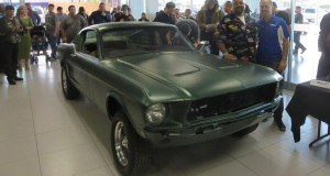 Ford Mustang found in Mexican junkyard is from Steve McQueen's movie 'Bullitt,' expert confirms