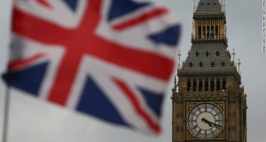 UK Parliament backs Brexit