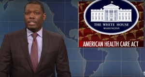 Trump is an amusing, terrifying punchline on 'SNL' Weekend Update