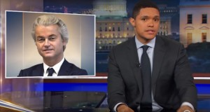 Trevor Noah explains how aliens have invaded Earth and it has to do with Trump's hair