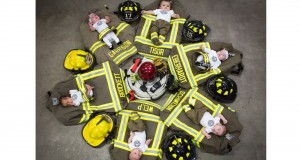 Iowa fire department welcomes six babies in seven months