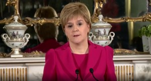 Scottish First Minister to seek second referendum on independence
