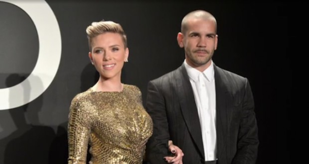 Scarlett Johansson says she 'will never, ever' comment on divorce from Romain Dauriac