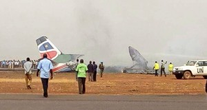 Miraculous landing: All 49 passengers, crew survive in South Sudan plane crash