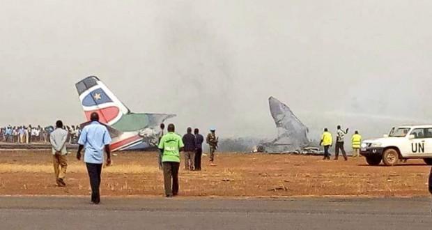 Miraculous landing: All 49 passengers, crew survive in South Sudan plane crash