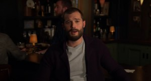 St Patrick's Day: Watch Jamie Dornan recite 41 Irish terms for being drunk for Jimmy Kimmel