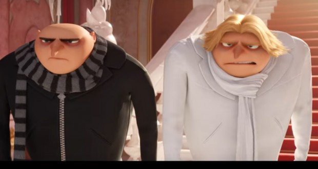 Despicable Me 3 New Trailer Released