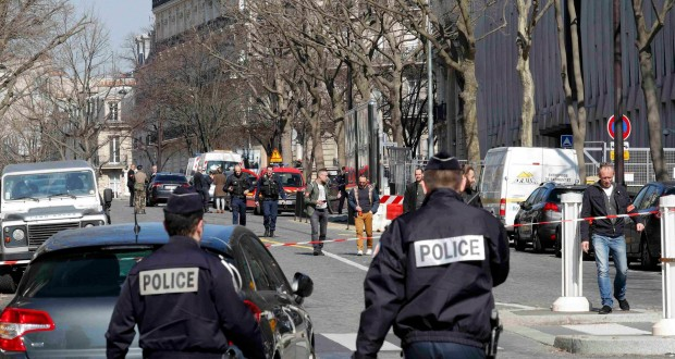 Breaking News: Letter Explodes at International Monetary Fund Offices in Paris