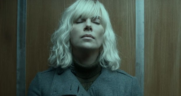 Atomic Blonde's trailer shows Charlize Theron going full John Wick