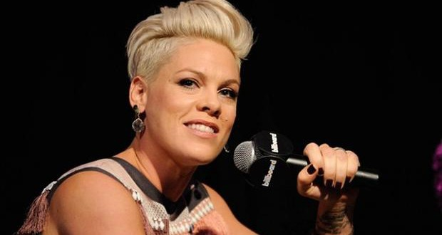 Pink Shares Adorable Pic with Son Jameson, Release New Song 'Waterfall'