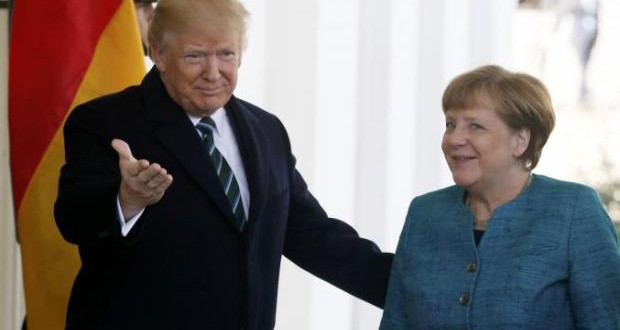 'That's not how it works': Trump's grasp of Nato questioned