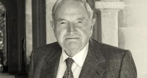Billionaire philanthropist David Rockefeller dies at age 101 in New York