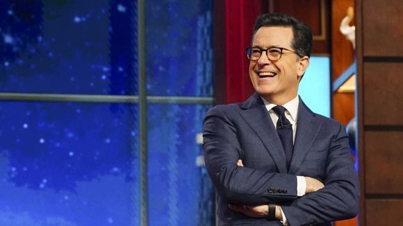 Stephen Colbert ridicules Kellyanne Conway for microwave wiretapping remark