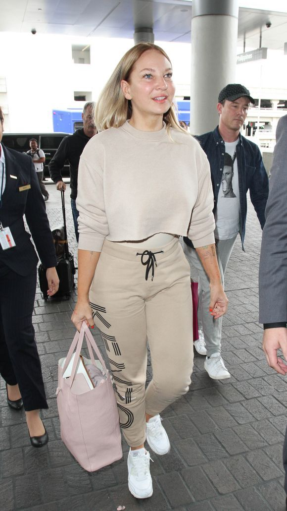 Sia in LAX, Photo: starzfly/Bauer-Griffin, GC Images