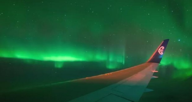 Beautiful Southern Lights Photographed Over New Zealand