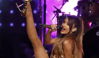 Ariana Grande: Pop star and style star