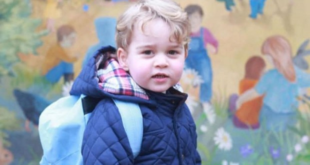 Kate Middleton and Prince William send son George to 6,500 euros-a-term private day school