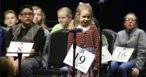 Five-year-old becomes youngest ever at US National Spelling Bee