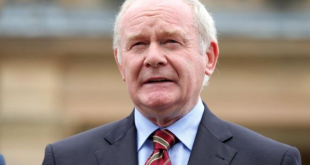 Martin McGuinness, Northern Ireland's former deputy first minister, has died aged 66.