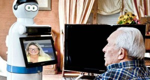 This robot can help Alzheimer's sufferers by acting as a friend