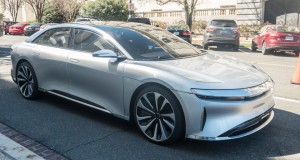 Tesla might have real competition soon—meet the Lucid Air